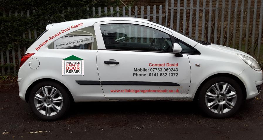 Reliable Garage Door Repair Glasgow