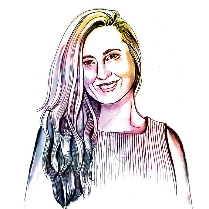 Danielle, Illustration & Design