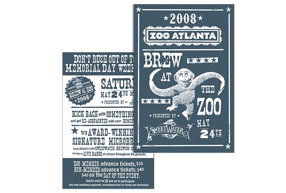 Brew at the Zoo original branding