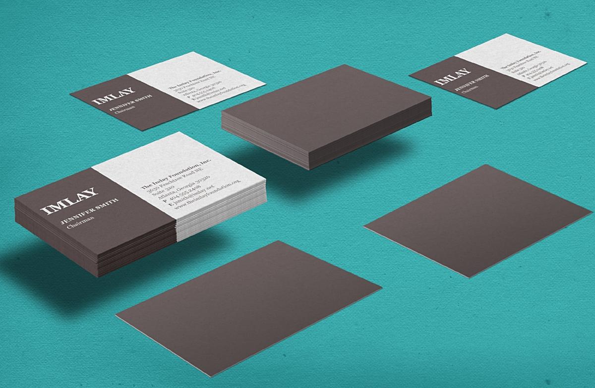 Imlay Business Cards