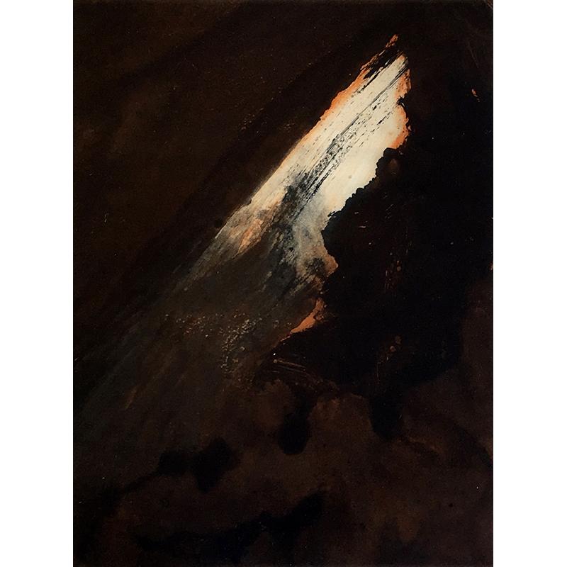 ØRNULF OPDAHL  Tind II  on view at Jesmond Dene House   Etching, edition of 50, 23 x 17cm  £695 Framed   ENQUIRE