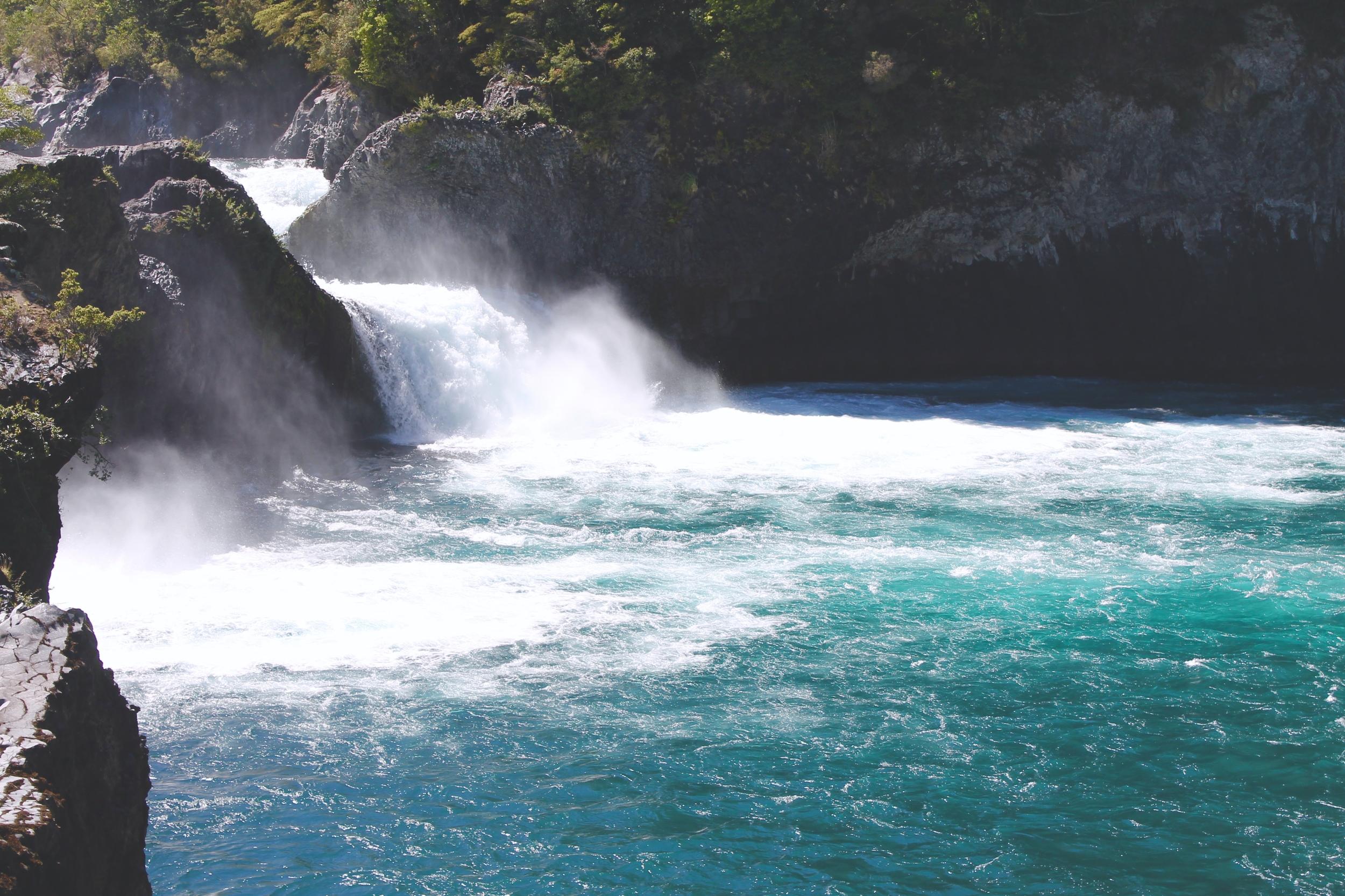 Puyehue Waterfall