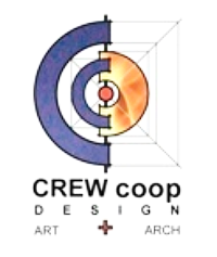 "Crew Coop Design - At CREW, we believe that unleashing this human potential is the best way to create ""the world we all know in our hearts is possible."" As a species, we have an amazing ability to respond to both crises and inspiration. To fund this shift, we spread solutions through sunshine."