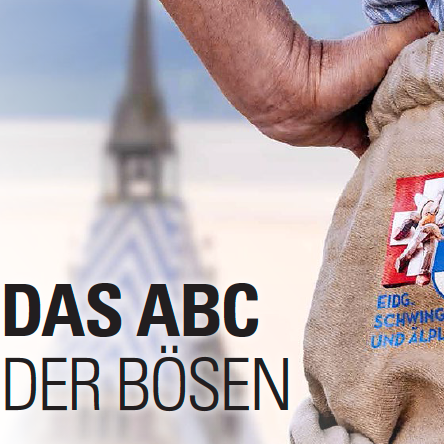 BLICK-BEILAGE, Juli 2019: Das ABC der Bösen.