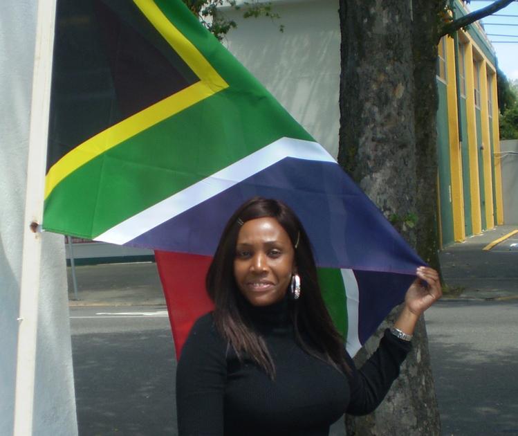 Smangele, south Africa