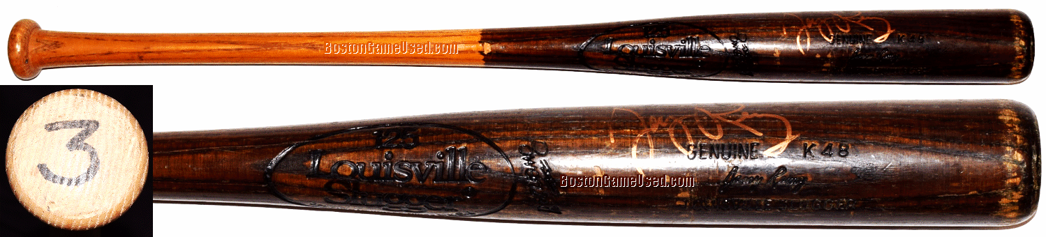 Jerry Remy Louisville Slugger 80-83 Time Period