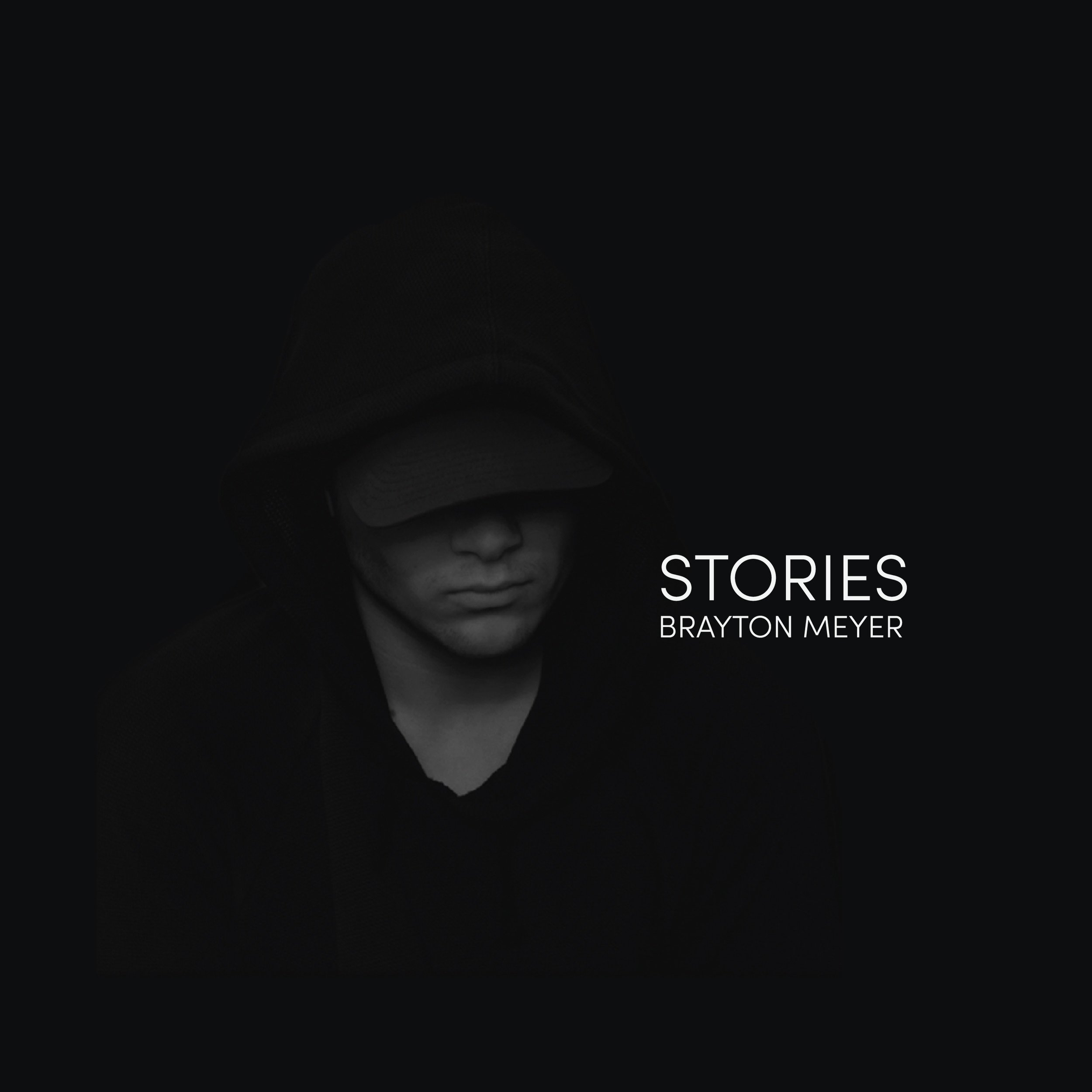 Stories CD - $15 - Intro.Seek Shelter.Explain This.Don't Be Afraid.God.Easy.Help.Young.Fight. Praying.Stories