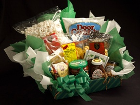 Our JUST FROM WISCONSIN   gift basket