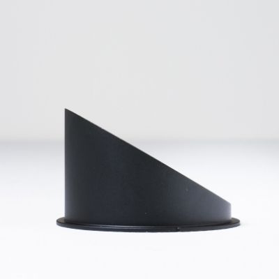 Black Visor Wall Washer