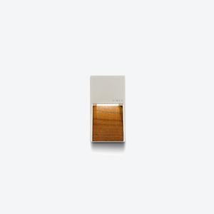 MINISKILL  Vertical Wood 6W 152 lm  Spec  ►  IES/CAD  ►  Instructions  ►
