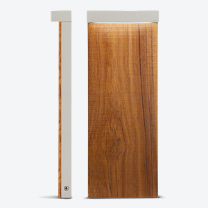 MINILOOK  Wood 580mm 12.5W 335 lm  Spec  ►  IES/CAD  ►  Instructions  ►