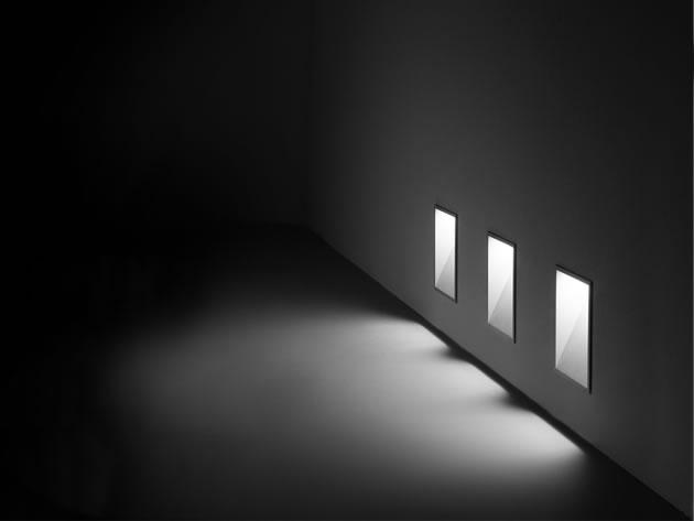 """<p align=""""left""""> <b> BLINKER </b> Wall Recessed </p>"""