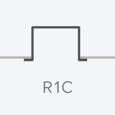 Recessed 1 Circuit Track   120V  Spec  ►
