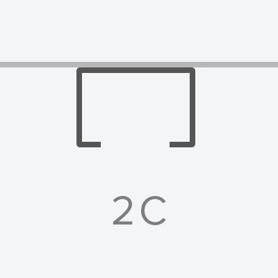 2 Circuit Track  120V OR 277V  Spec  ►