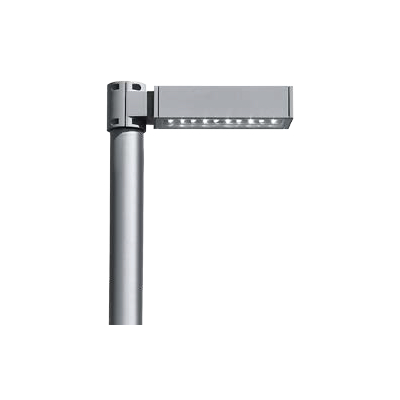 PARK  Pole Mounted Small  Spec  ►  IES/CAD  ►