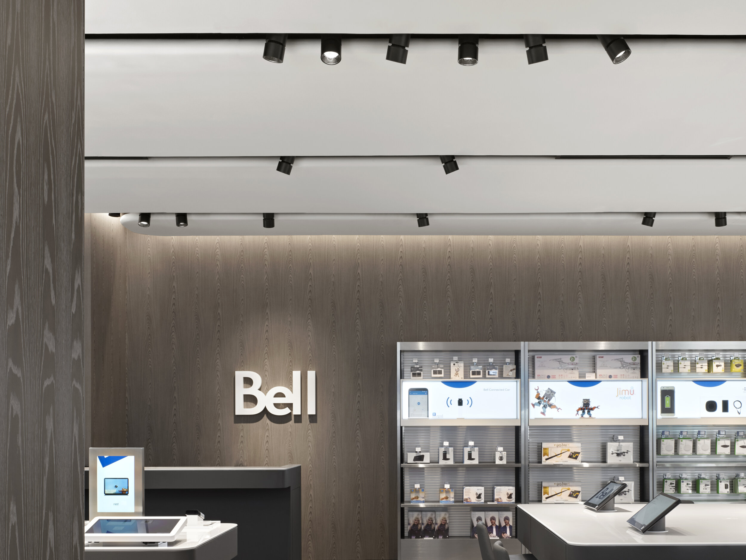 Bell Canada Next Generation Store