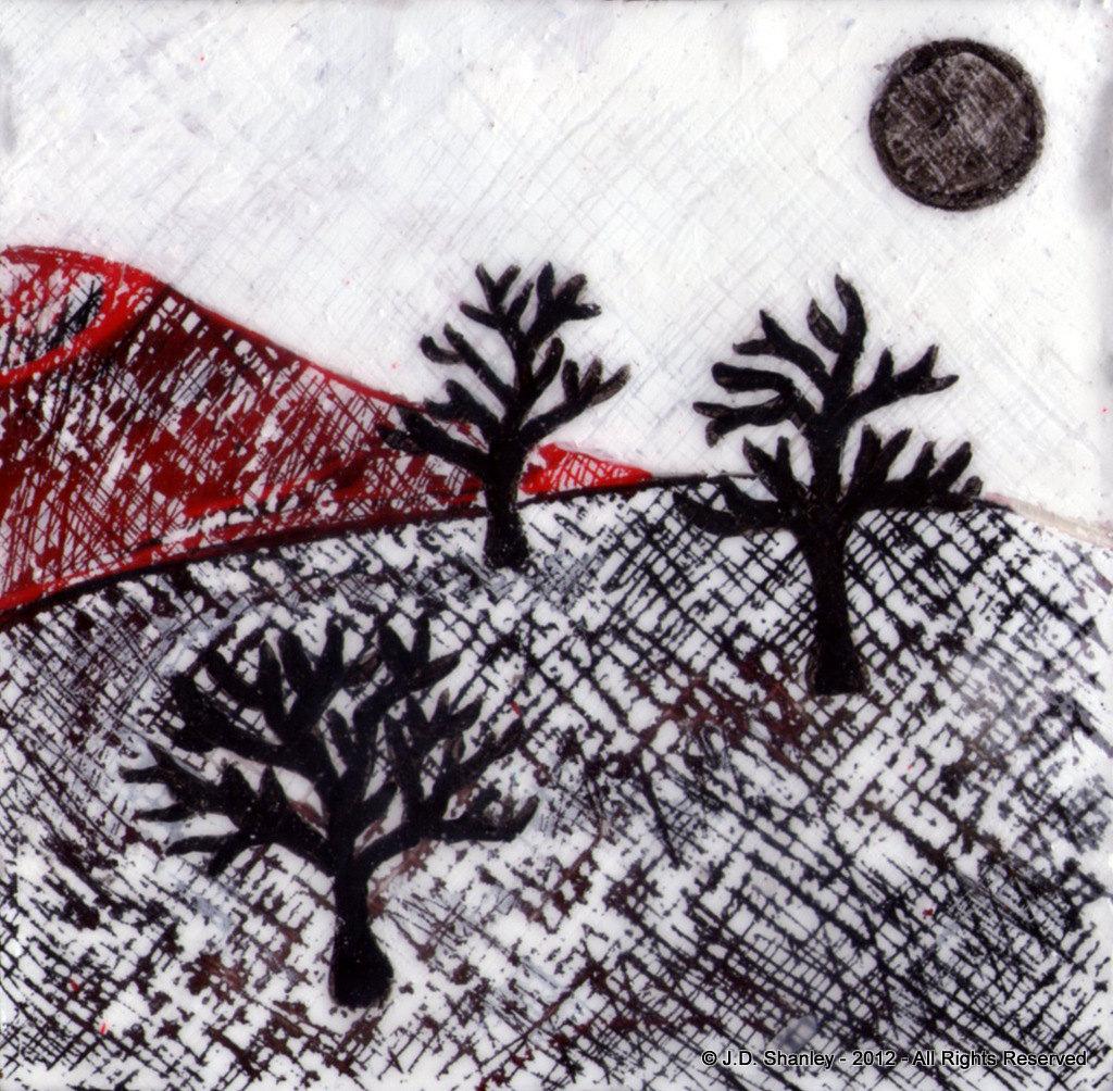 Landscape I (Close-Up)