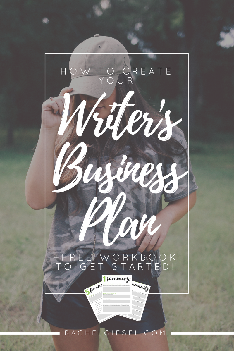 When you're ready to take writing seriously, you create  Your Writer's Business Plan : a detailed action-plan to set your goals, earnings, investments, intentions, and mission in one organized place! In 6 important sections, we're going to figure out what your Writer's Business Plan looks like. We're going to dive into your mission, vision, and goals, your brand personality, style, and how you portray yourself, your products (aka the stories) and the production process to get them done, the earnings and investments you'll make for your writing, and your ongoing education and personal growth strategies to be an even better writer than before. Let's take writing seriously, and create your Writer's Business Plan! Click through to read the whole post!