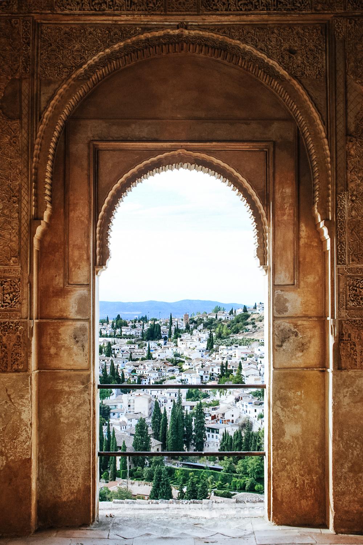 The Alhambra, Granda, Spain