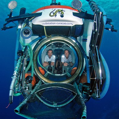 Submersible: A team of marine biologists from The University of Queensland has discovered a specialised community of deep-water corals in Curaçao, an island in the Dutch Caribbean.