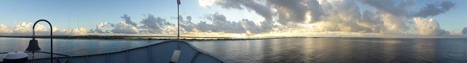 Sunrise on Bonaire, Dutch Caribbean, Photo courtesy of Chris Richards