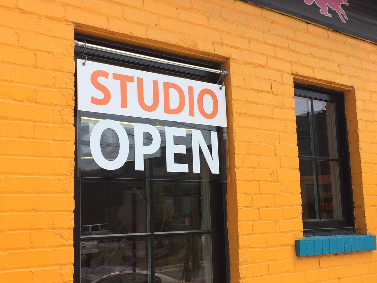StClaire Art Studio (Asheville)