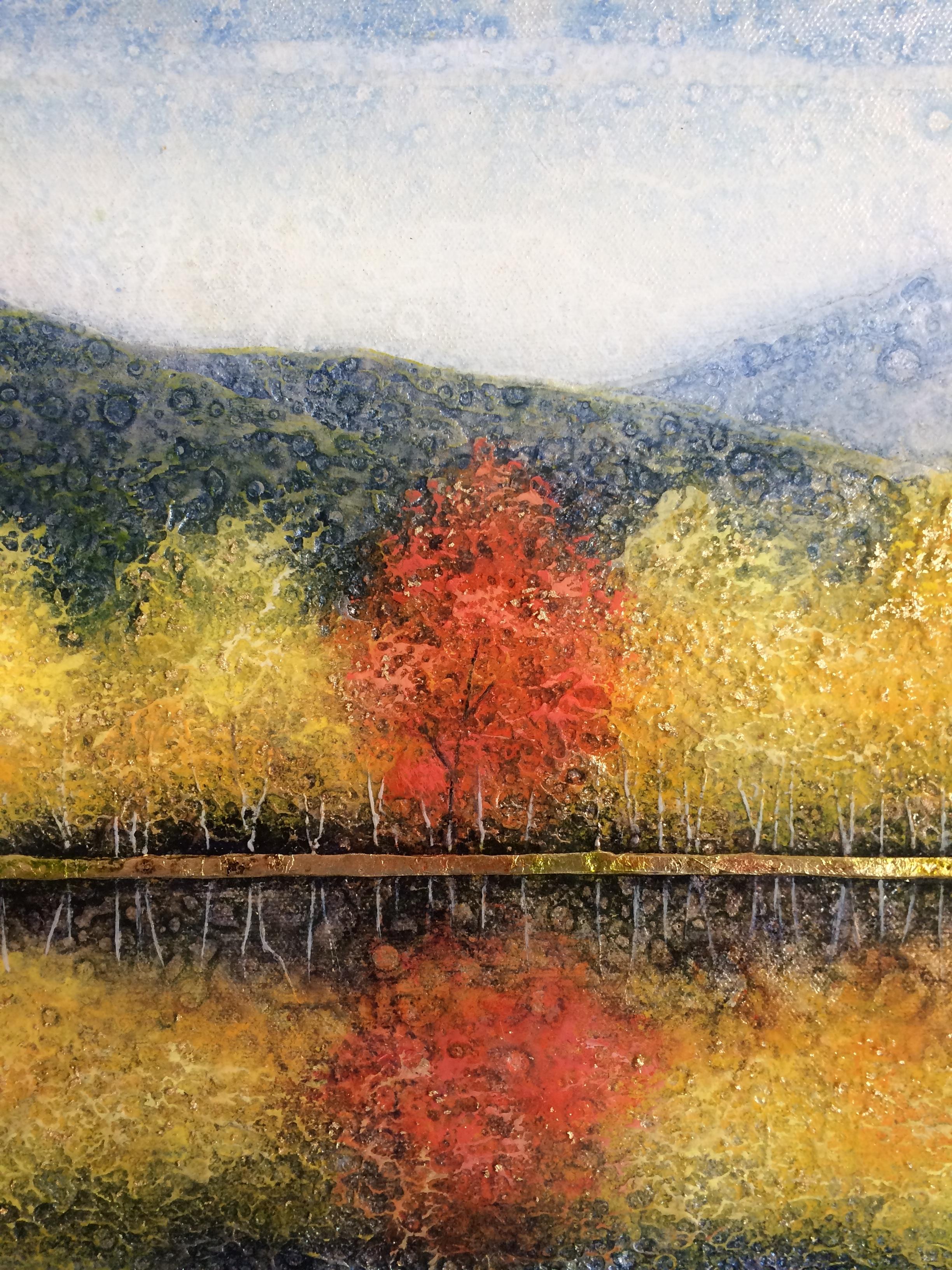 St.Claire landscape painting (close up 1)