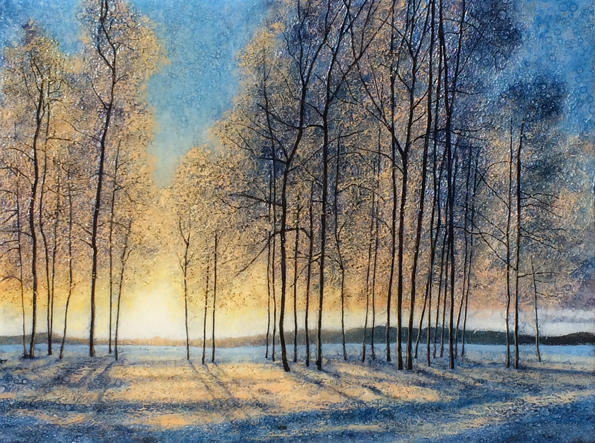 Silent Winter Morning
