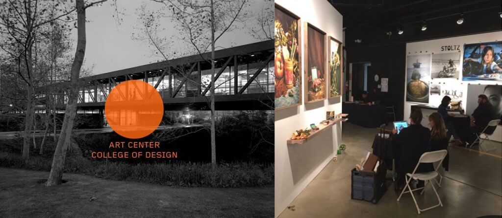 Art Center College of Design, Pasadena, CA