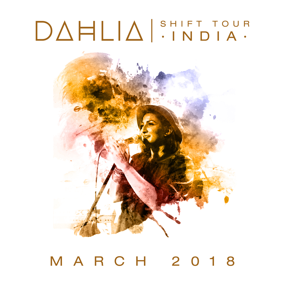 DAHLIA Shift Tour India