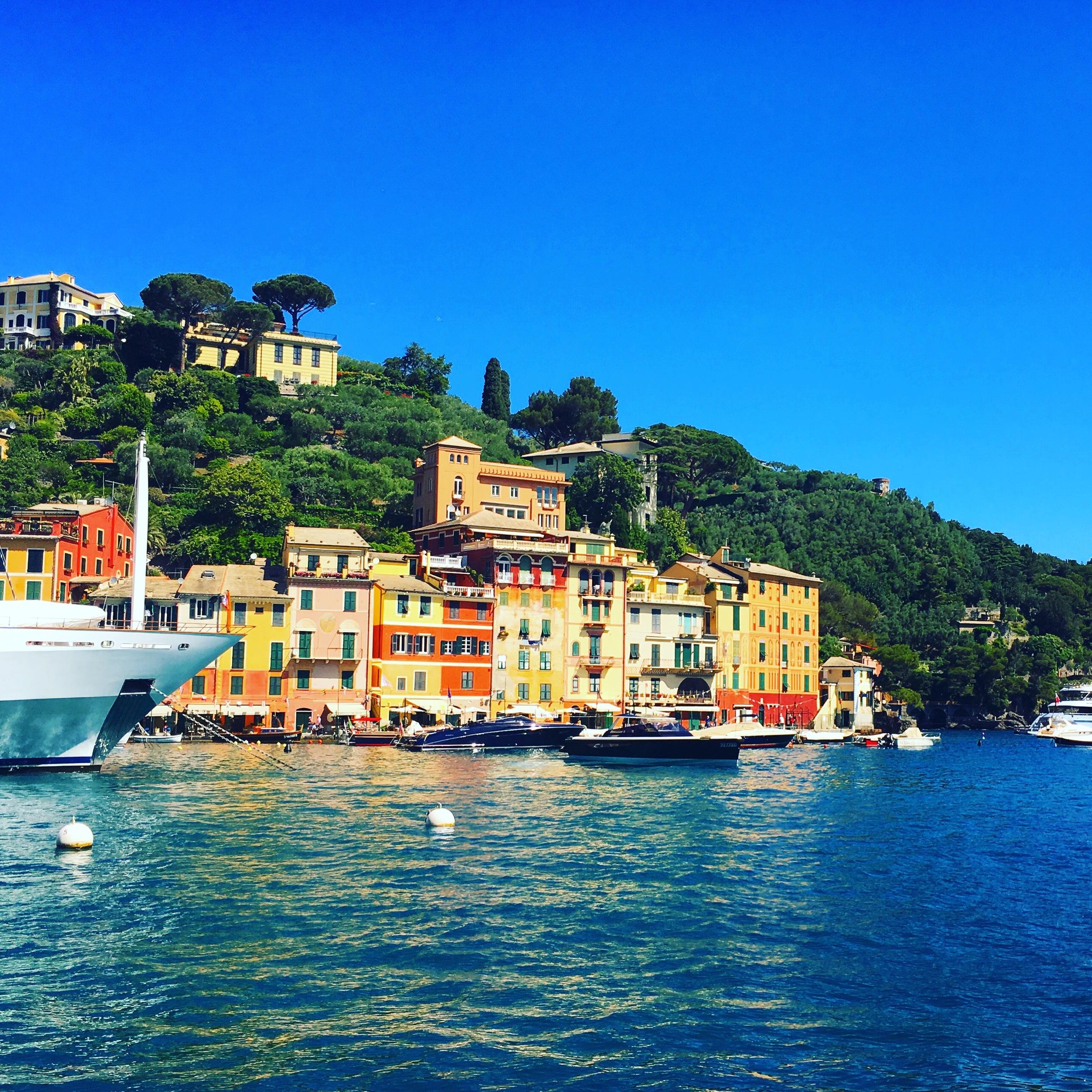 Sumptuous, sumptuous Portofino