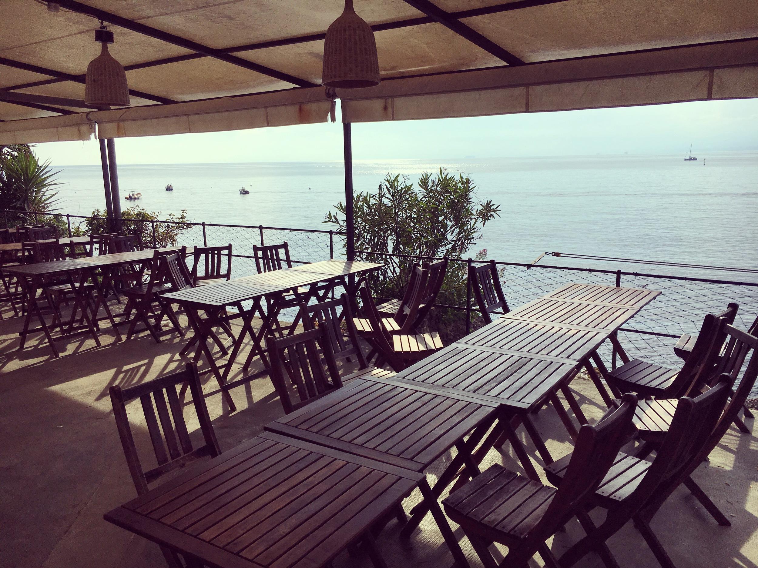 Reasons to visit punta chiappa camogli