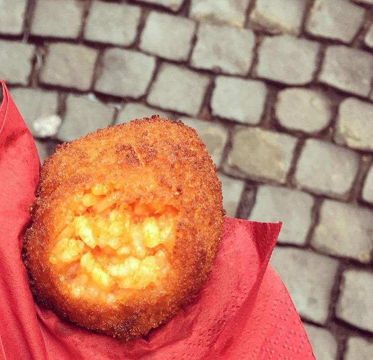 Suppli Best Street Food Rome