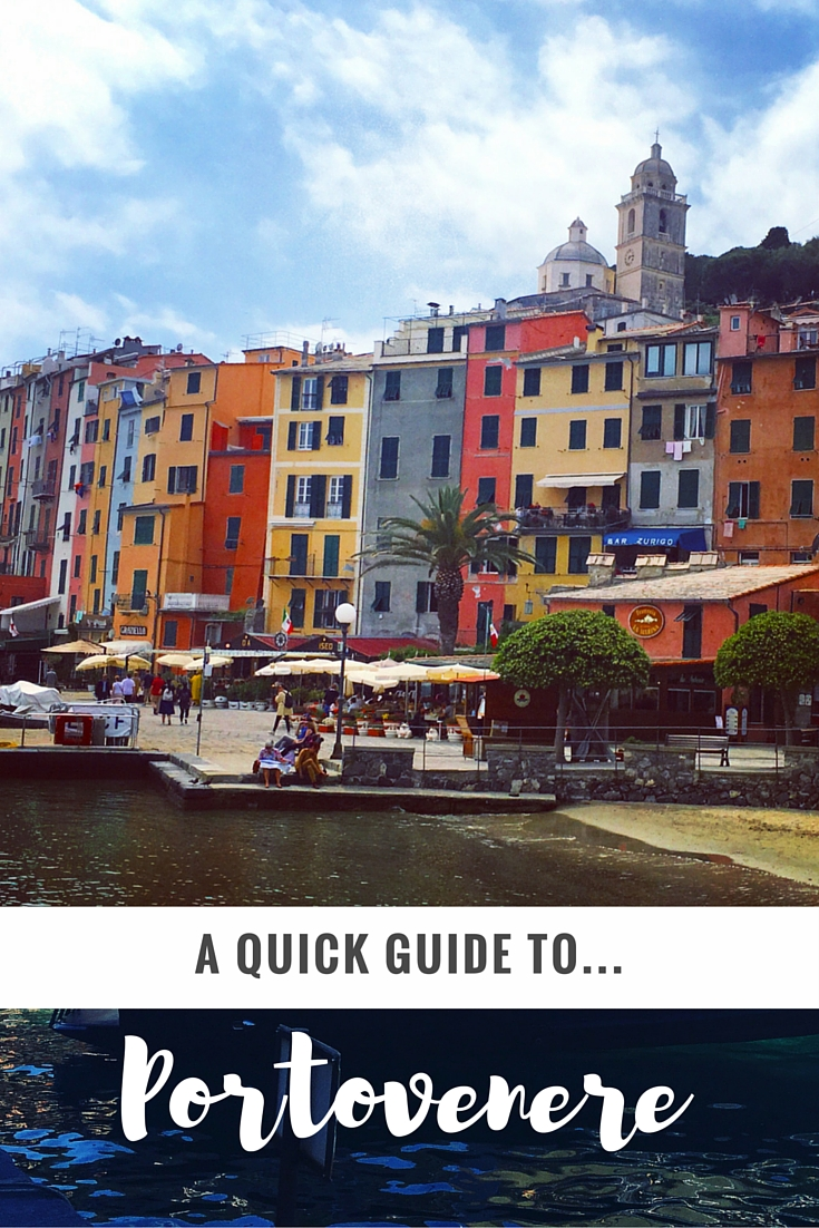 Portovenere what to see and what to do