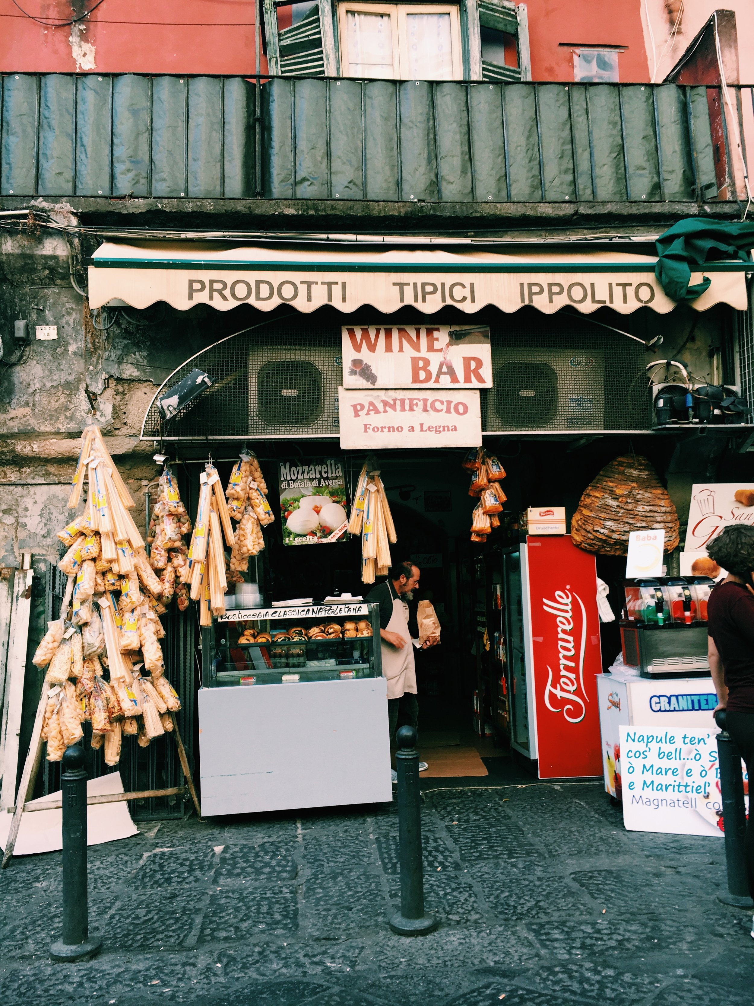 Notes on Naples