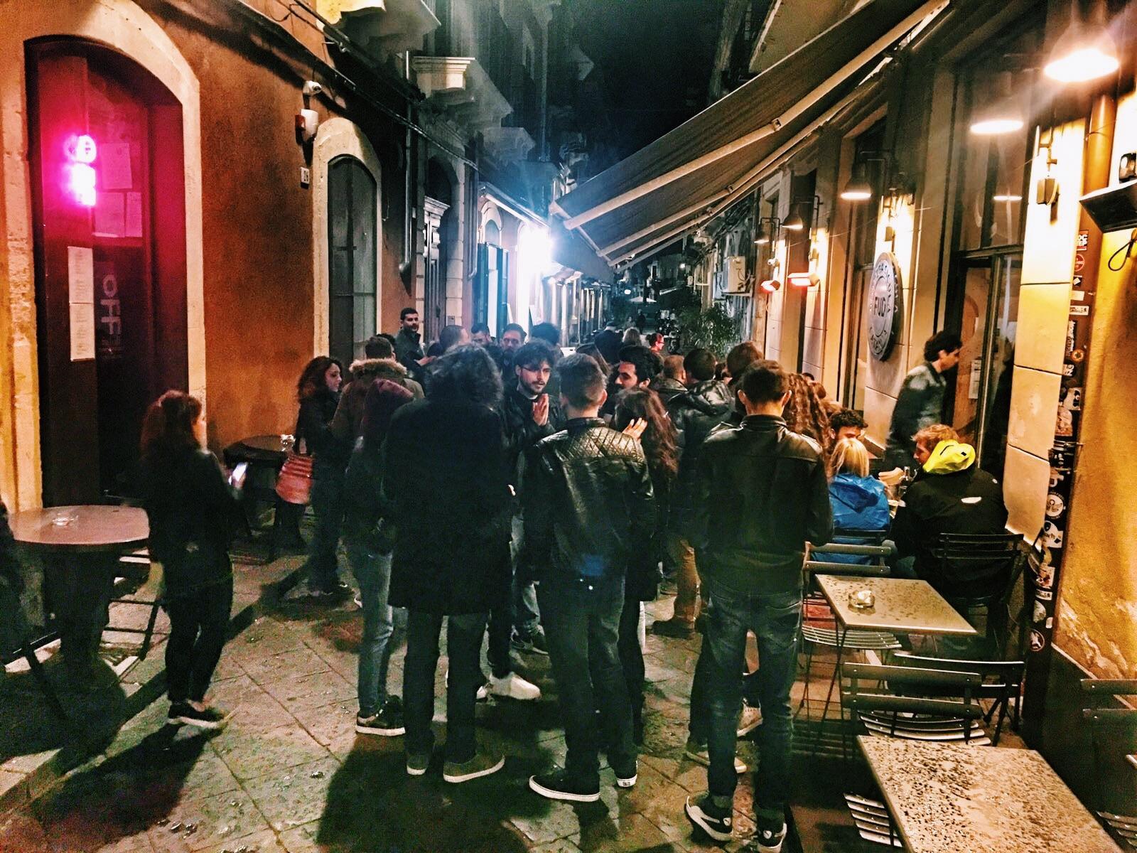 FUD Catania Sicily