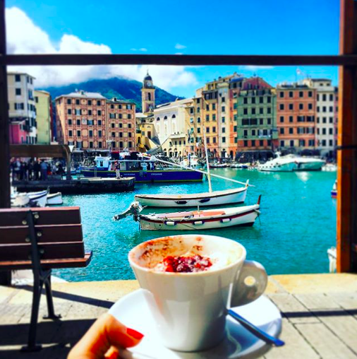 Camogli: the prettiest place on the Italian Riviera — Living in Italian