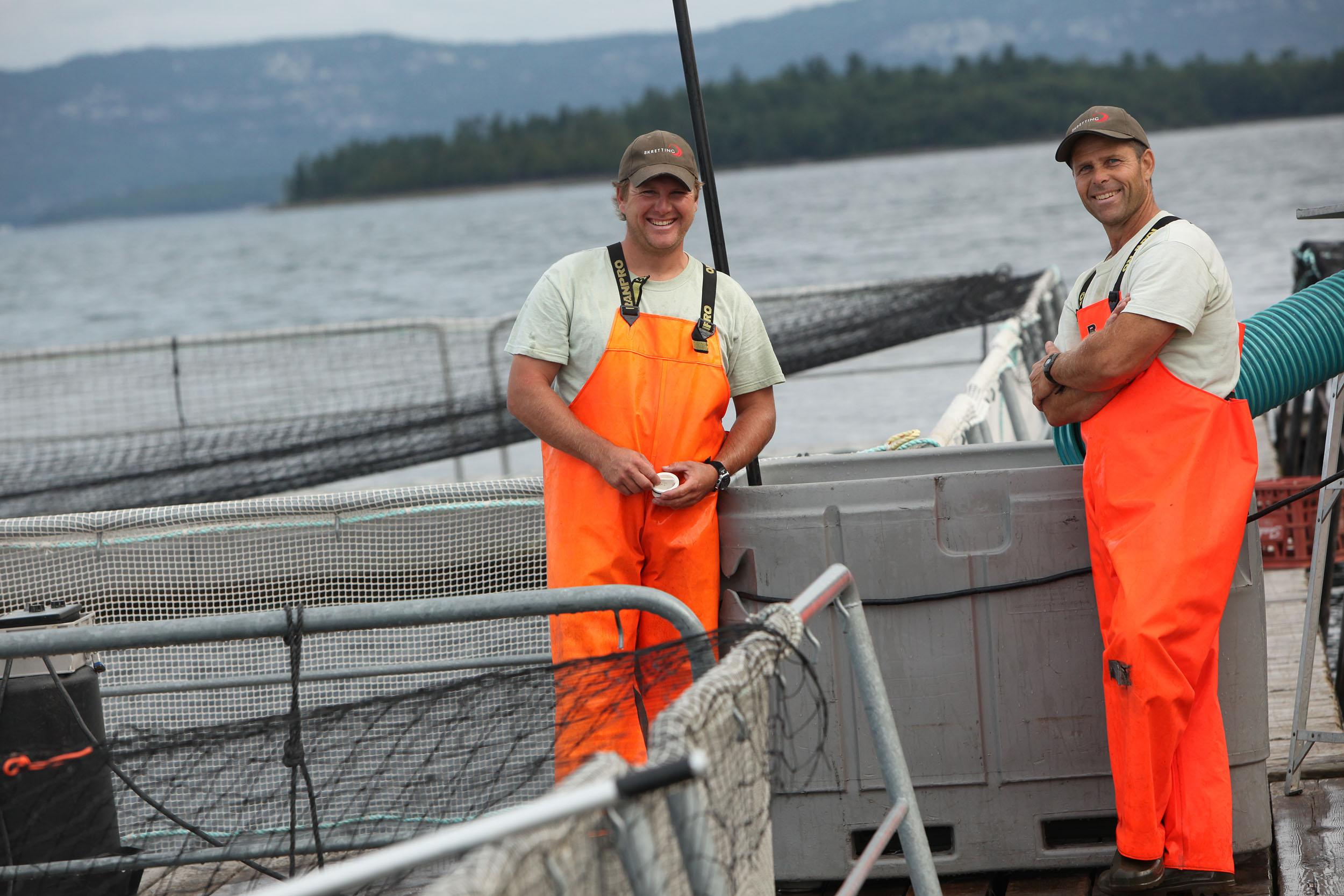 Careers in Aquaculture