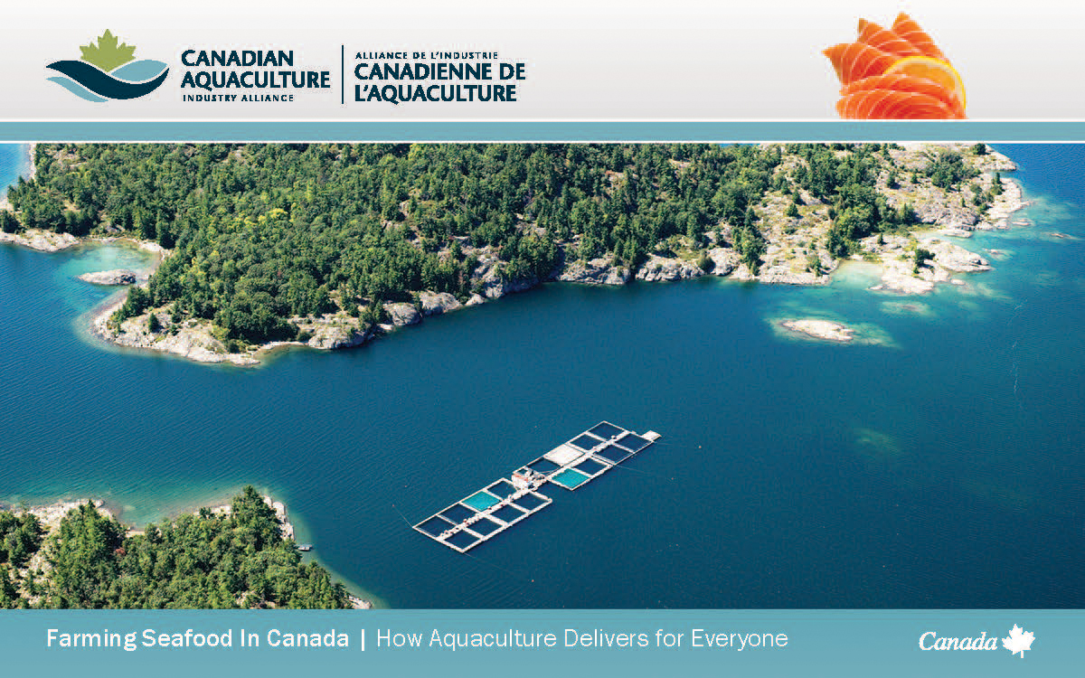 Farming Seafood In Canada  How Aquaculture Delivers for Everyone