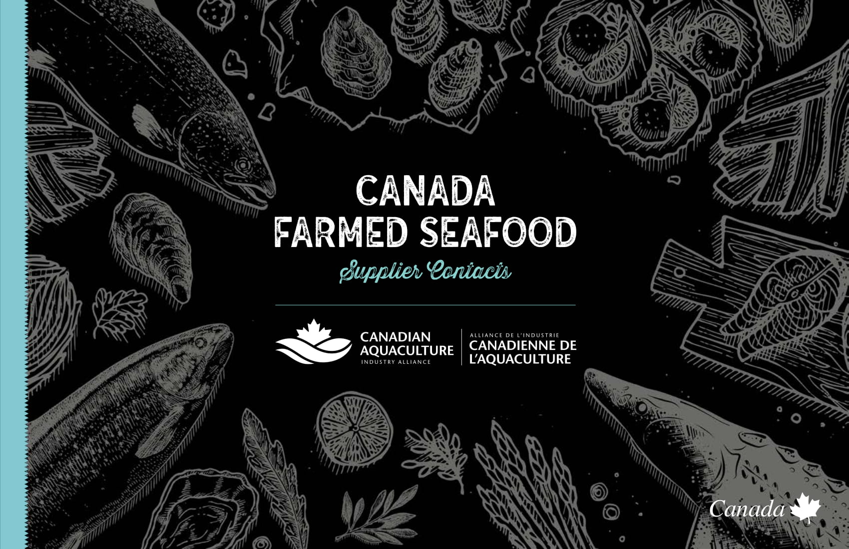 Canada Aquaculture Products Supplier Contacts  (English Version)