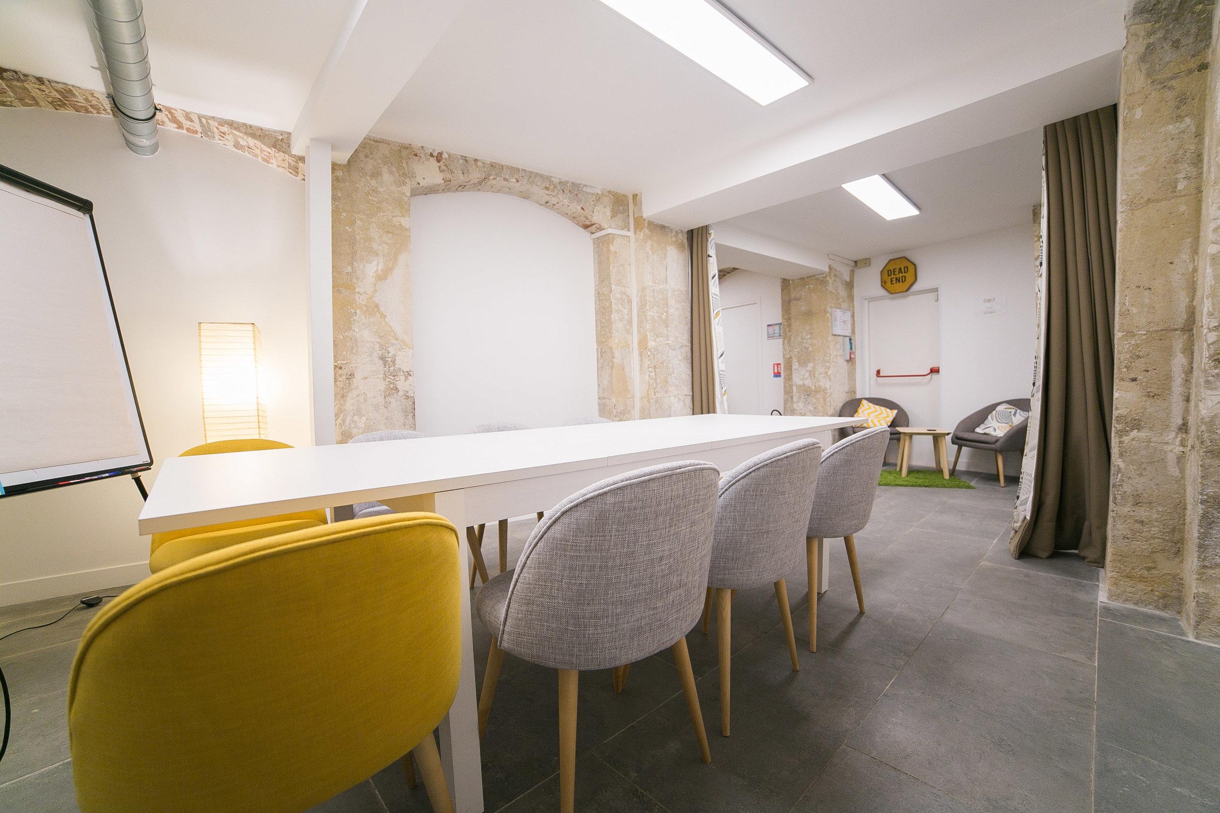 La salle de réunion #1