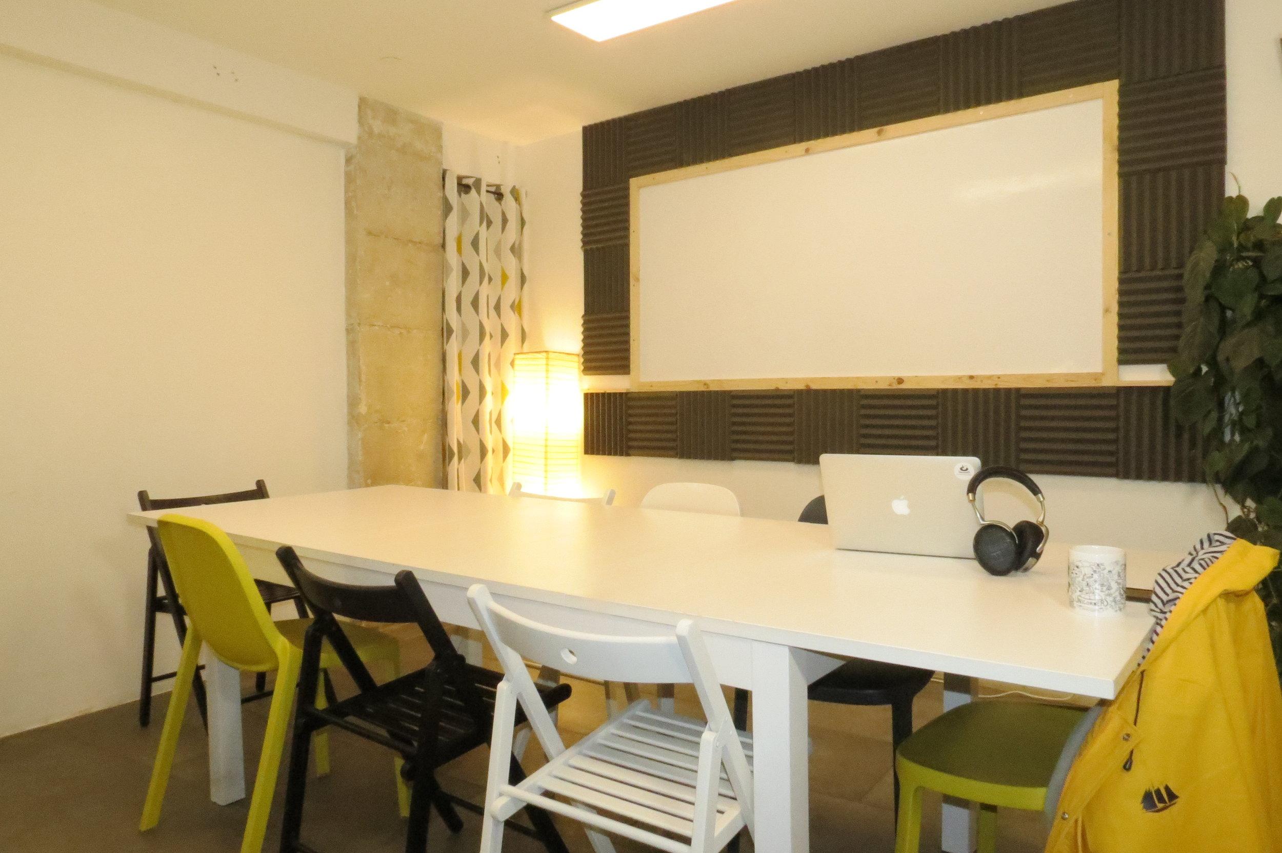 La salle de réunion #2