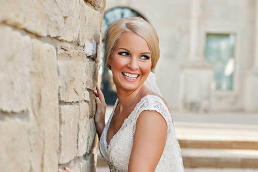 Review from Eve for hair and makeup artists on wedding hair and makeup services