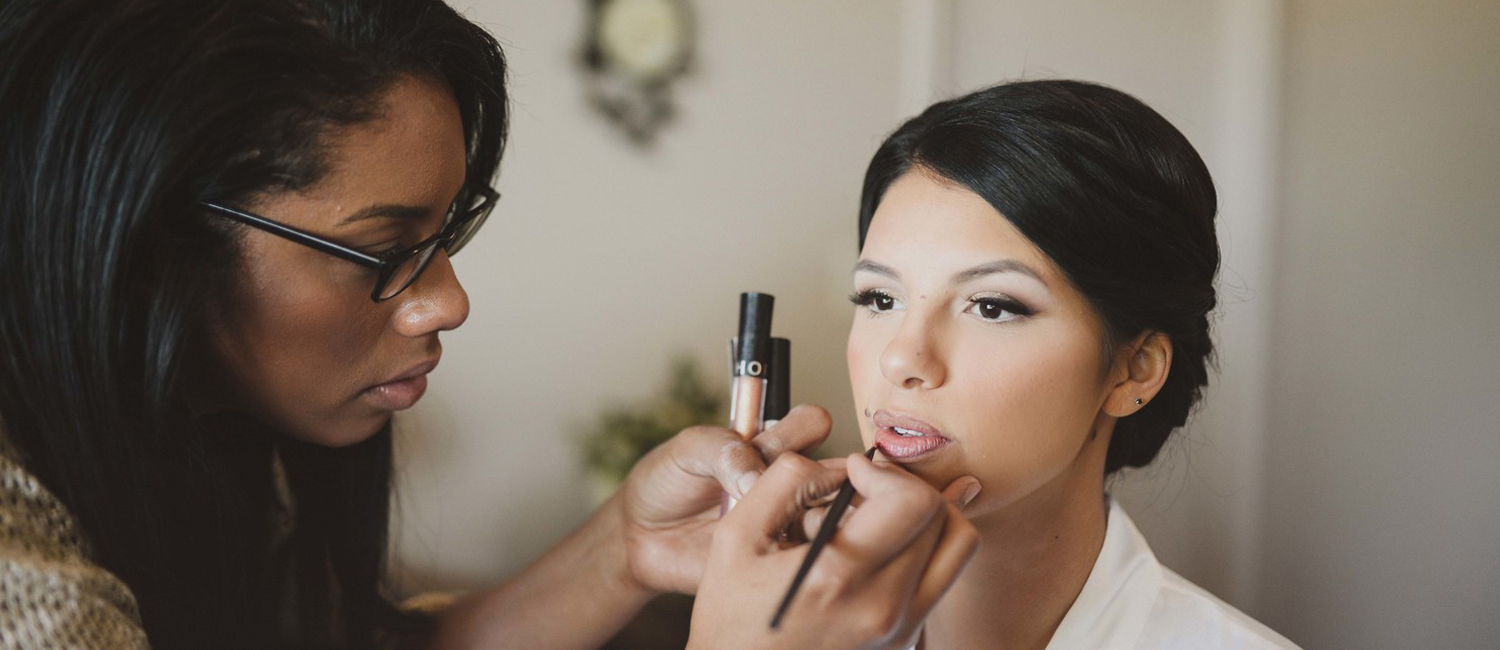 Millionaire Brides Club Hair and Makeup for Wedding in Dallas Fort Worth and North Texas