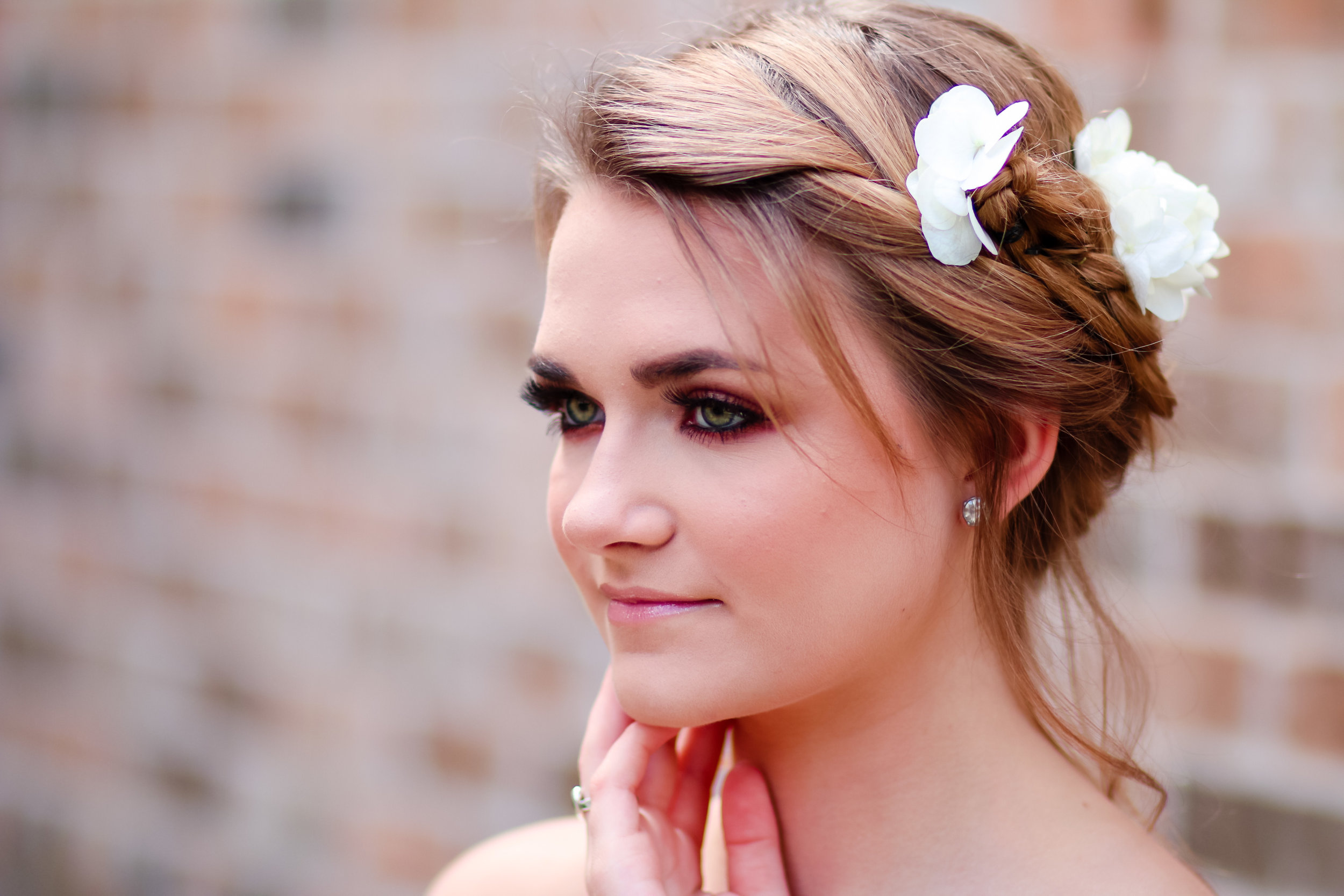 Bridal Hair and Makeup in DFW