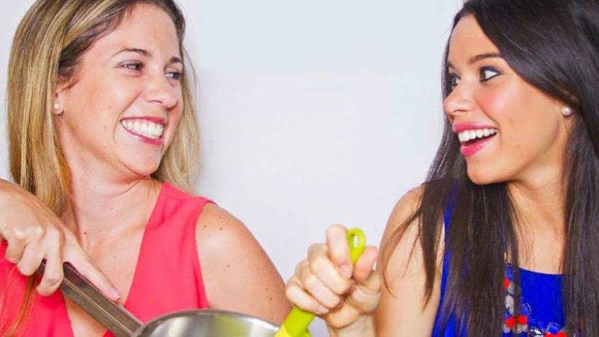 Deborah Dana y Lorenza Ávila, creadoras de Kiwilimón. Libre uso mx