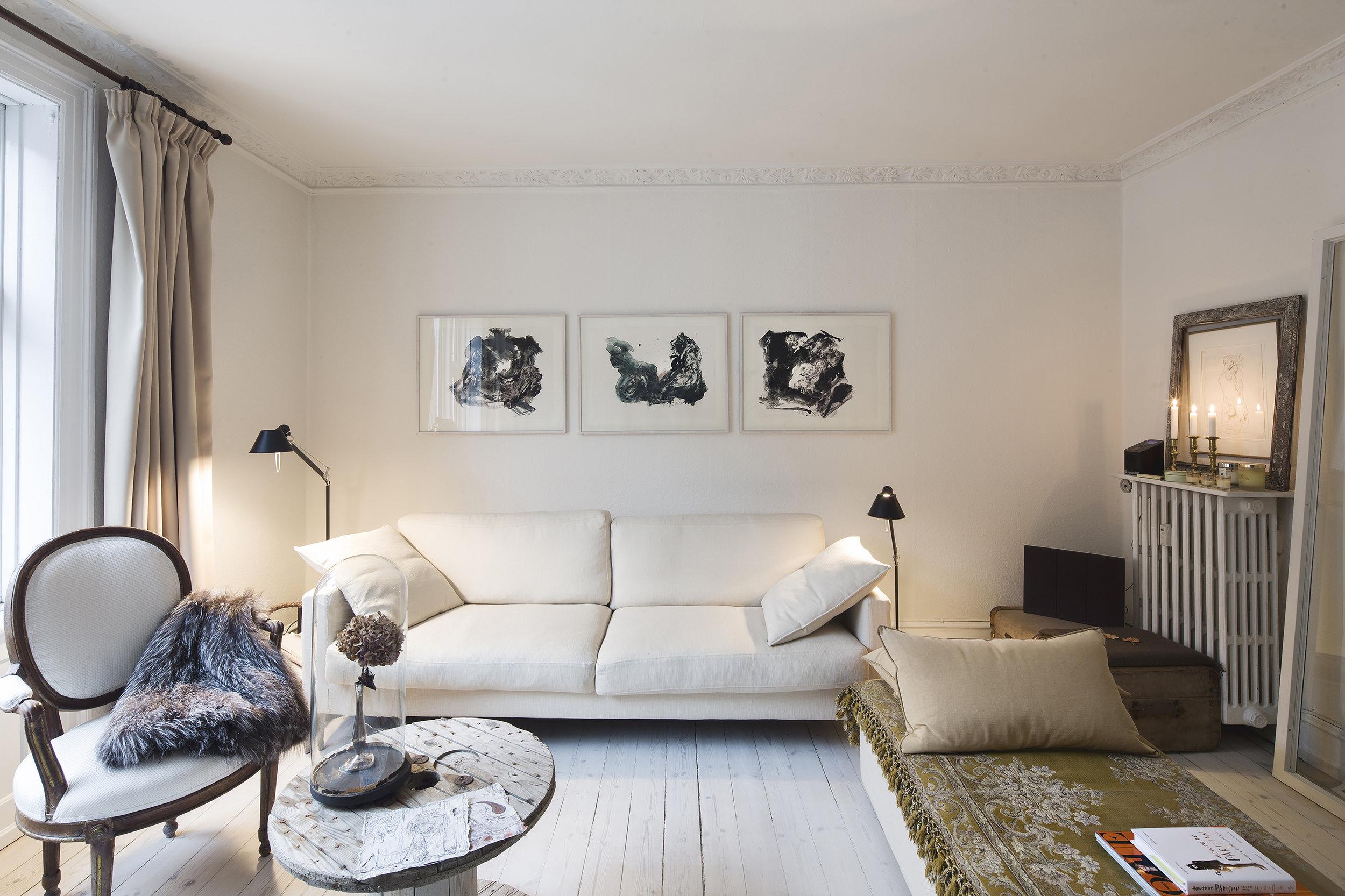 Lejlighed i København