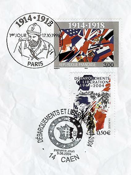 Armistice 14-18 / Libération 1945