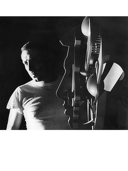 Moretti et autoportrait