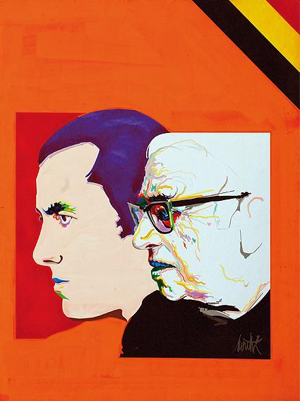 René Char & Jean-Paul Sartre